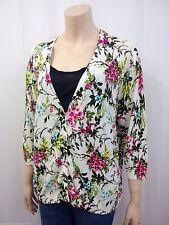 Lange 3/4 Arm Damen-Pullover & -Strickware mit Knöpfen und feiner Strickart