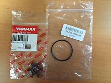 Yanmar 128176-42071 Impeller & 24341-000440 O-Ring  1GM / 1GM10  Genuine OEM