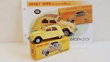 Dinky Toys Atlas -  Citroën 2 CV