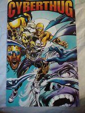 Cyberthug #1; MGM Comic Book, very rare