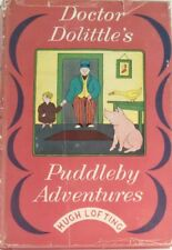 Doctor Dolittle's Puddleby Adventures by Hugh Lofting