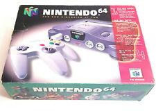 Nintendo 64 N64 nur Originalverpackung ✩ OVP Schachtel ✩ Leerkarton ohne Konsole