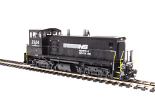 Broadway Limited Paragon 2 HO Scale EMD SW 1500 NS #2324 3342 New