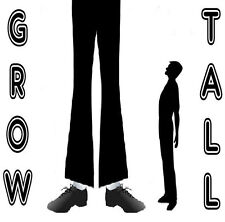 Gain Up To Six Inches In Height BE TALLER SAFELY! 4 Month Supply.......