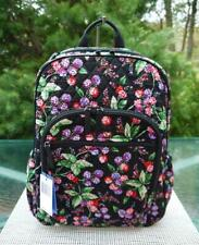 VERA BRADLEY CAMPUS TECH BACKPACK WINTER BERRY New w/ Tag LAPTOP STUDENT TRAVEL