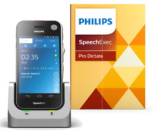 Philips PSP1200 SpeechAir Smart Voice Recorder & SpeechExec Pro Dictate Software