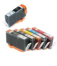 6 NON-OEM INK CARTRIDGE HP 564XL W CHIP PRINTER PHOTOSMART 5514 5515 5520 5525