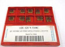10 rosca placas de inflexión 12e 12un t10c de quadcut scandinavien Tool nuevo h16497