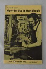 Hubbard Cobb's How-to-Fix-It Vintage Handbook