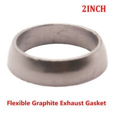 "Universal Donut Style Car Exhaust Gasket - 2"" 50.8mm ID Exhaust Pipe To Manifold"