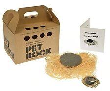 Rockinthebox Pet Rock With Walking Leash Kraft Hobbie 80s Fidget Vintage Silly