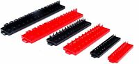 Steel Core 30113 6pc Socket Tray/organizer Set, Sae/metric