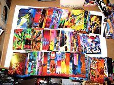 1995 FLEER ULTRA SPIDERMAN SIGNATURE PARALLEL CARD SINGLES! VENOM AVENGERS 6/11