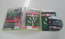 Left 4 Dead Xbox 360 Game PAL