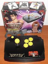 NAMCO Tekken 3 Arcade Stick Joystick, HORI, PlaySation 2 PS2 PStwo PS1 PSX PSone