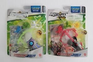 Mattel BattleClaw Starter Packs - Tornado & Dark Flame Battle Claw - NEW