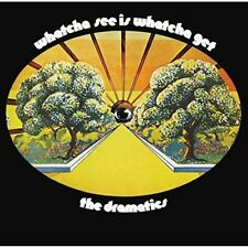The Dramatics - Whatcha See Is Whatcha Get [New CD] Rmst, Japan - Import