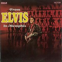 Elvis Presley - From Elvis In Memphis [CD]
