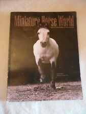 MINIATURE HORSE WORLD - Oct/Nov 2001 Issue!