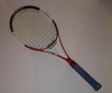 Wilson n Code Six-One 95 16 X 18 Strung Tennis Racquet 4 3/8 ncode