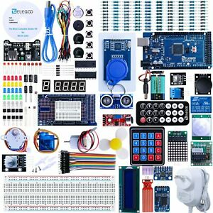 ELEGOO Mega2560 R3 Project The Most Complete Ultimate Starter Kit With Tutorial