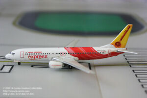 Phoenix Models Air India Express Boeing 737-800 in Old Color Diecast Model 1:400