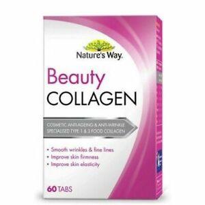 Nature's Way Beauty Collagen Tablet - 60 Count