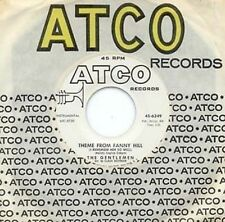 THE GENTLEMEN - THEME FROM FANNY HILL - ATCO - WLP 45