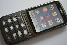 Nokia C3-01 - Gris (naranja-Mobile Virgin EE) T Teléfono Móvil