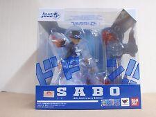 Bandai Figuarts Zero One Piece Sabo 5th Anniversary Edition PVC Figure New World