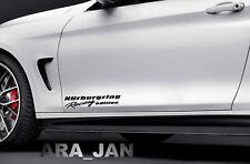 NURBURGRING RACING EDITION Decal Sticker Sport Car logo Performance Motorsport