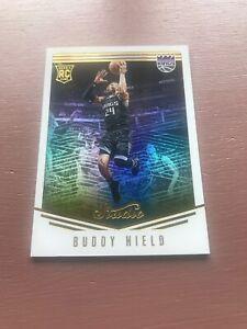 2016-17 Panini Studio Basketball Trading Card #80 Buddy Hield (Rookie)