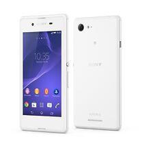 Sony Xperia E3 White Weiss D2203 LTE Ohne Simlock NEU (Neutrale Verpackung)