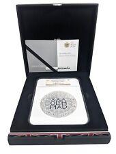 2012 London Olympics 500 Pounds .999 Silver Kilo Coin NGC PF 70 Ultra Cameo Mint