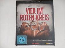 Vier im roten Kreis - (Alain Delon, Andre Bourvil, Yves Montand) DVD