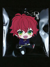 Diabolik Lovers More, Blood Petanko Rubber Strap Key Chain Ayato Sakamaki New