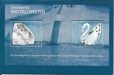Austria Österreich Kristalwelten SWAROVSKI  ANK 2529/30 Postfrisch  Eiamaya