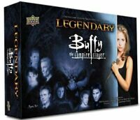 Legendary Encounters: Buffy the Vampire Slayer UD Upper Deck SEALED NEW