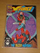 X-FORCE #2 NEAR MINT GRADE SEPTEMBER 1991 2ND APP DEADPOOL AFTER NEW MUTANTS #98