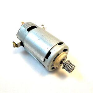 Shark D4275K Vacuum Cleaner Brushroll Cleanerhead Motor. 13 Tooth Cog. (70)