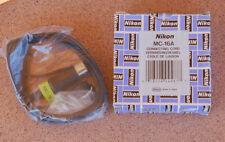 RARE Nikon MC-16A Connecting Cord MT-2 Intervalometer to 3 Pin Remote F4 F3 F2