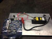 Melles Griot CVI RDF 85 diode 660nm 400mw fiber coupled Laser