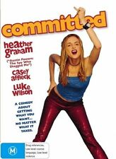 Committed - Heather Graham,  Region 4 (DVD, 2007)