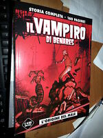 IL VAMPIRO DI BENARES -# 1 - L'ORIGINE DEL MALE-EDITORIALE COSMO - MARZO 2013