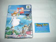 WONDER PROJECT J2 NINTENDO 64 N64 NTSC JAP USATO PERFETTO