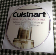 Cuisinart Food Processor Instructions Dvd How to use your Dlc-7 Food Processor