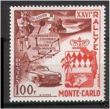 "MONACO 1956  Y&T 441  ""RALLYE MONTE CARLO "",NEUF xx TTB"