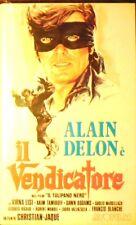 VHS: IL TULIPANO NERO - con Alain Delon  IL VENDICATORE    - nuova e sigillata