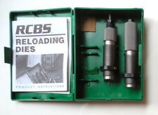 Rcbs Full Length 2 Die Set .338 Remington Ultra Mag Very Good Condition