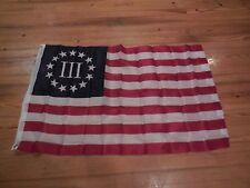 Betsy Ross 3% ( nyberg ) flag ( new ) 3' x 5'